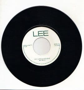 Slim Smith - My Woman's Love / The Uniques - Give Me Your Love (Lee) UK 7