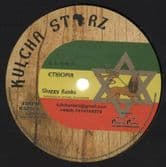 Sluggy Ranks - Ethiopia / Rob Symeonn - Anything For Jah (Kulcha Starz) UK 10""