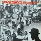 Sugar Minott & The Black Roots Players - Meet The People In A Lovers Dubwise Style (Black Roots) LP