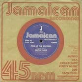 Tappa <Tapper> Zukie - Pick Up The Rockers / version (Jamaican Recordings) UK 7""