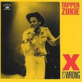 Tapper Zukie - X Is Wrong (Kingston Sounds) LP