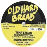 Tena Stelin - Wicked Invention / Sound Iration - Satta Light (Old Hard Bread) 12""