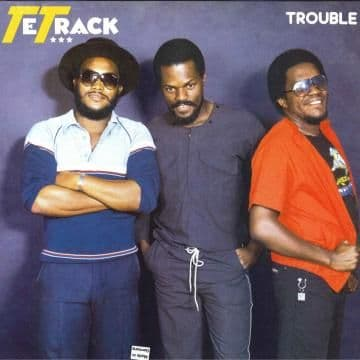 Tetrack - Trouble (Radiation Roots) LP