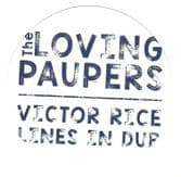 The Loving Paupers - Victor Rice Lines In Dub (Jump Up!) LP
