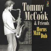 Tommy McCook & Friends - Horns Man Dub (Jamaican Recordings) LP
