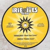 """Turbulence - Shall Over Come  (Irie Ites Records) 10"""""""