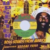 """Twin Roots - Know Love - Version (Black Art / Reggae Fever) 7"""""""
