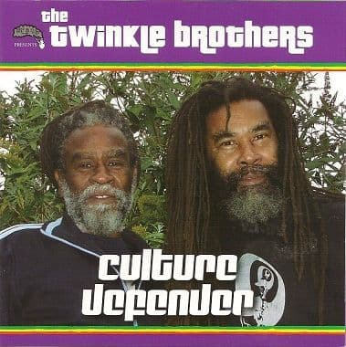 Twinkle Brothers - Culture Defender (Sip A Cup) CD