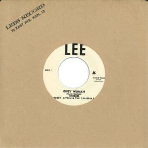 Uniques - Gypsy Woman / Never Let Me Go (Lee / Dub Store) 7