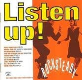 Various - Listen Up! Rocksteady (Kingston Sounds) LP