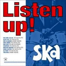 Various - Listen Up! Ska (Kingston Sounds) LP