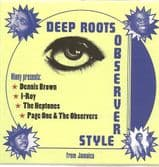 Various<Niney> - Deep Roots Observer Style (17 North Parade) 4xCD
