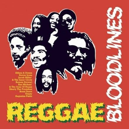 Various - Reggae Bloodlines (Island) UK 180 gram LP