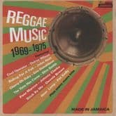 Various - Reggae Music 1969-1975 (Voice Of Jamaica) LP