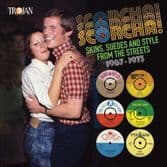 """Various - Scorcha! Skins, Suedes & Street Style From The Streets 1967-1973 (Trojan) 10x7"""" Box Set"""