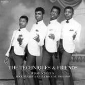 Various - Techniques & Friends: Rock Steady & Early Reggae 1968-1969 (Techniques / Dub Store) JPN LP