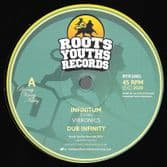 Vibronics - Infinitum / Dub / (Roots Youths) 10""
