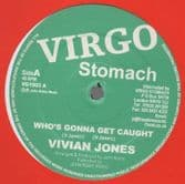 Vivian Jones - Who's Gonna Get Caught / Locks Lee - Horn Fingers (Virgo Stomach) UK 12""