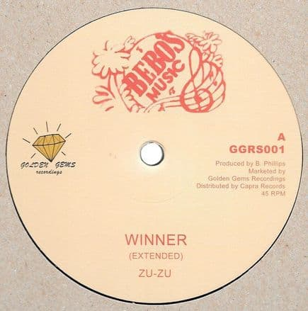Zu-Zu - Winner (Extended) / Version (Bebo's Music) 12