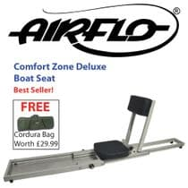 Airflo Comfort Zone Deluxe Boat Seat with FREE Cordura Bag (worth £29.99!)