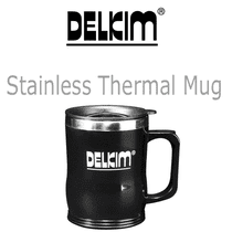 Delkim Stainless Thermal Mug