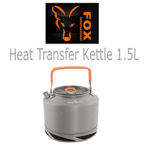 Fox Heat Transfer Kettle 1.5L