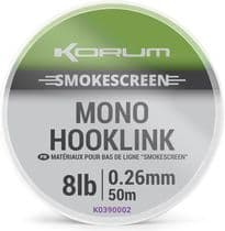 Korum Smokescreen Mono Hooklink
