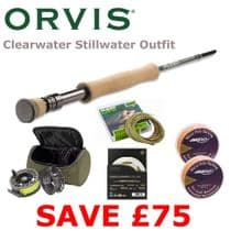 Orvis Clearwater Stillwater Outfit-SAVE £75
