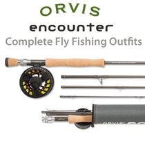 Orvis Encounter Fly Fishing Outfits