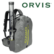 Orvis Gale Force Waterproof Backpack - SAVE £30! (3-5 Days Delivery)