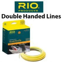 Rio Double Handed Fly Lines & Accessories