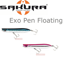 Sakura Exo Pen Floating Lures