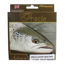 Shakespeare Oracle Short Head Floating Spey Lines  - SAVE £10!
