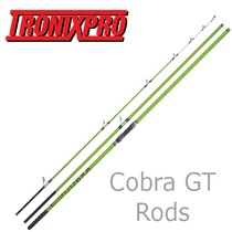 Tronix Cobra GT Rods - SAVE up to £80!