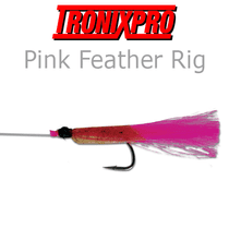 Tronixpro Pink Feather Rig
