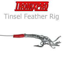 Tronixpro Tinsel Feather Rig