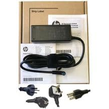 Hp 19.5v 2.31a charger blue tip 45w