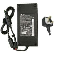 Acer 19.5v 9.23a chargers 5.5mm x 1.7mm 180w