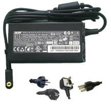 Acer 19v 3.42a charger 5.5mm x 1.7mm 65w