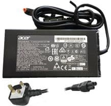 Acer 19v 7.1a chargers 5.5mm x 1.7mm 135w