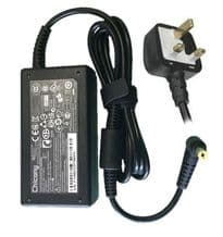 Chicony 19V 3.42A charger 65w 1.7mm