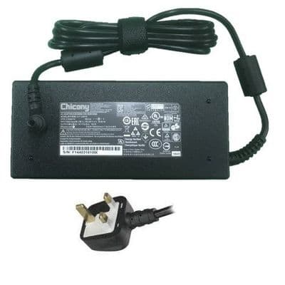 Chicony 19V 6.32A charger / Chicony 19V 6.32A ac adapter / Chicony 19V 6.32A power cable