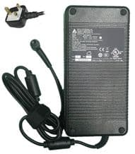 Delta 19.5v 11.8a charger 230w pin in centre