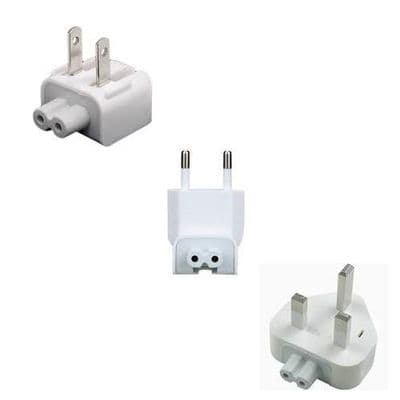 Euro UK US plug for MacBook, Ipad, great for traveling