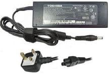 Toshiba 19v 6.3a laptop charger