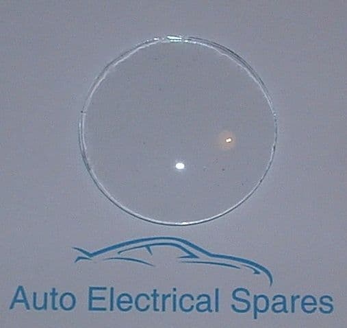 010174 116.5mm domed glass fits 5