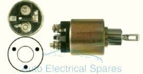 131586 Starter solenoid replaces BOSCH F000SH0180 , 0331303002