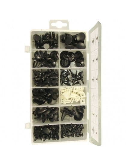 Assorted Ford Trim Clips x 169