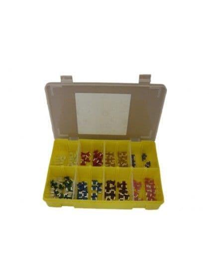 Assorted Low Profile Micro Blade Fuses x 180