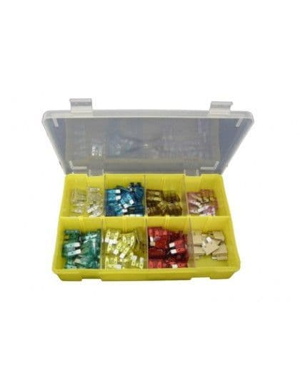 Assorted Standard Blade Fuses x 150